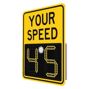 Speed Radar Sign SP100