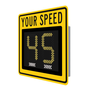 Speed Radar Sign SP250
