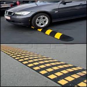Parking Lot Materials