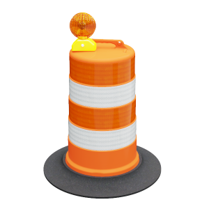Traffic Barrel / Drum